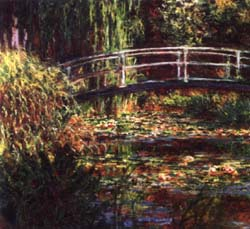 MONET - Le Bassin aux Nymph�as