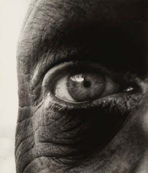 Bill Brandt: <EM>Jean Dubuffet</EM>, 1960Gelatin silver printThe Museum of Modern Art, New York© 2012 Estate of Bill Brandt