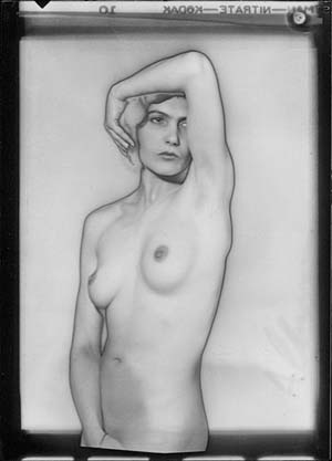 Man Ray: <EM>Natacha</EM>, 1930© The Man Ray Trust / ADAGP, Paris and DACS, London.