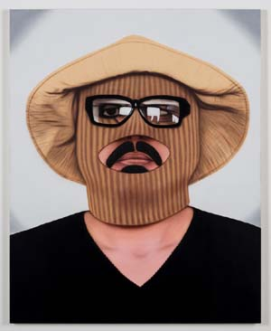 Mario Ybarra Jr.: <EM>Invisible Man</EM>