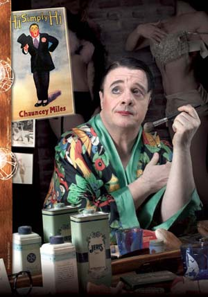 Nathan Lane as Chauncey Miles in Douglas Carter Beane's <EM>The Nance</EM>