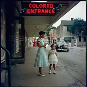 Gordon Parks: <EM>Department Store, Mobile, Alabama</EM>, 1956, Edition 20 of 25Pigment print, 14 x 14 inches, modern print