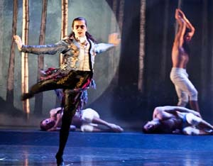Matthew Bourne's <EM>Sleeping Beauty</EM>