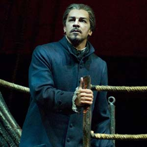 Greer Grimsley as The DutchmanPhoto: San Francisco Opera