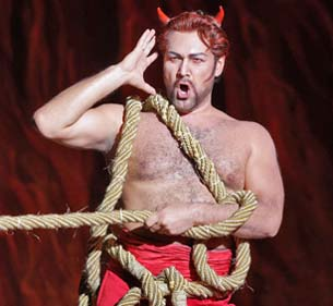 Ildar Abdrazakov as MefistofelePhoto courtesy of San Francisco Opera