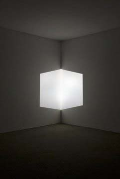 <P><SPAN class=wysiwyg-subtext>James Turrell: <EM>Afrum (White),</EM> 1966, Projected light, Dimensions variable, Los Angeles County Museum of Art, partial gift of Marc and Andrea Glimcher in honor of the appointment of Michael Govan as Chief Executive Officer and Wallis Annenberg Director and purchased with funds provided by David Bohnett and Tom Gregory through the 2008 Collectors Committee (M.2008.60) © James Turrell</SPAN></P>