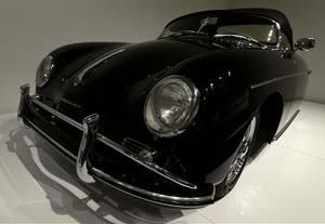 1958 Porsche Type 356 Speedster 1600 Super once owned by Steve McQueen