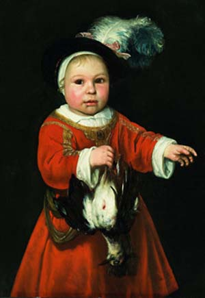 Aelbert Cuyp: <EM>The Shy Little Hunter</EM>, 165[5?]Oil on woodHohenbuchau CollectionLiechtensetin: The Princely Collections, Vienna © The Princely Collections, Vienna