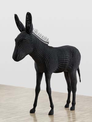 Mai-Thu Perret: Black Balthazar