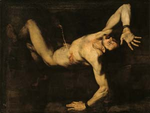 José de Ribera: <EM>Tityus</EM>Oil on canvas227 x 301 cm, 1632Madrid, Museo Nacional del Prado