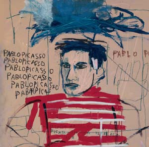 Jean-Michel Basquiat: Untitled