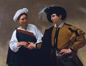 Caravaggio: <EM>The Fortune Teller</EM>