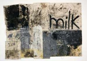<P>Oscar Murillo: <EM>Dark Americano</EM>, 2012Oil and dirt on canvas304.8 x 429.3 cm</P>