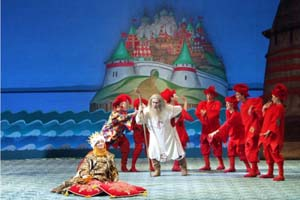 <EM>The Tale of Tsar Saltan</EM>Mariinsky Theatre