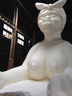 Kara Walker: <EM>A Subtlety or the Marvelous Sugar Baby</EM>