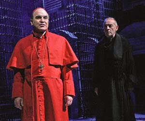David Suchet in <EM>The Last Confession</EM>
