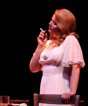 Renée Fleming as Blanche DuBois in <EM>A Streetcar Named Desire</EM>