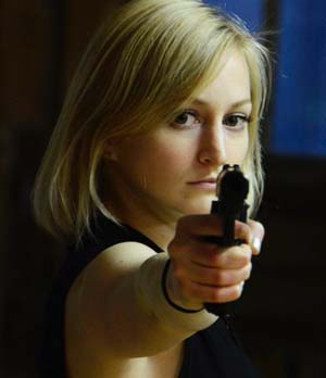 <P>Carly Bawden as Squeaky Frommein <EM>Assassins</EM></P> • <P> </P>