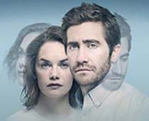 Jake Gyllenhaal and Ruth Wilson in<EM>Constellations</EM>