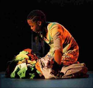 <EM>Samedi détente: Twenty Years Later In Rwanda</EM>Dorothée Munyaneza, choreographer