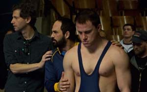 Channing Tatum in <EM>Foxcatcher</EM>
