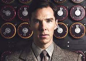 Benedict Cumberbatch as Alan Turing in <EM>The Imitation Game</EM>