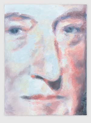 Luc Tuymans: <EM>William Roberston,</EM> 2014Oil on canvas19 7/8 x 14 7/8 x 1 inches (50.3 x 37.8 x 2.5 cm)