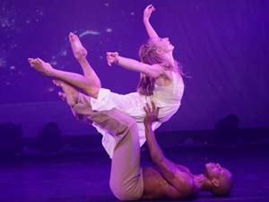 <P><EM>Romeo and Juliet</EM>Rasta Thomas' Dance Company</P>