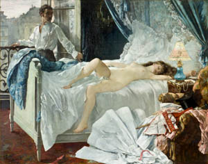 Henri Gervex: <EM>Rolla</EM>, 1878Oil on canva.Photo: Patrice Schmidt©RMN/MUSÉE D'ORSAY