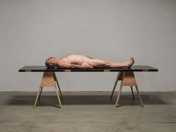Paul McCarthy: <EM>Horizontal</EM>, 2012Photo: Fredrik NilsenCourtesy Paul McCarthy and Hauser & Wirth