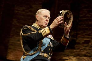 <P>Tim Pigott-Smith in Mike Bartlett's <EM>King Charles III</EM>(© Joan Marcus)</P>