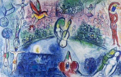 Chagall and Music