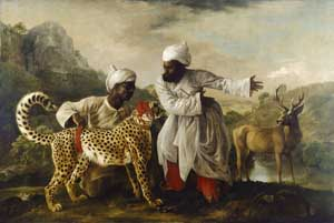 "<FIGCAPTION> • <DIV class=""field field-name-field-caption-photo-credit field-type-text-long field-label-hidden format-tate-mediamanager-media-caption"">George Stubbs: <EM>A Cheetah and a Stag with two Indian Attendants,</EM> 1765</DIV> • <DIV class=""field field-name-field-copyright-credit field-type-text field-label-hidden format-tate-mediamanager-media-copyright"">© Manchester Art Gallery</DIV></FIGCAPTION>"