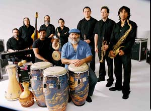 Poncho Sanchez and His Latin Jazz Band