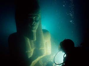<EM>Sunken Cities: Egypt's Lost Worlds</EM>