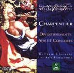 Charpentier - Divertissements...