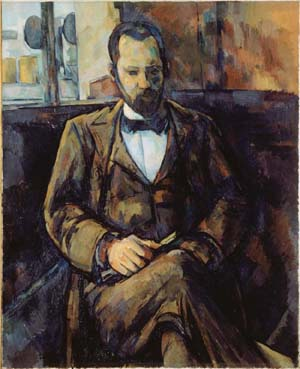 Paul Cézanne: <EM>Portrait d'Ambroise Vollard</EM> (1899)