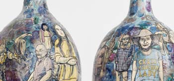 Grayson Perry: <EM>Matching Pair,</EM> 2017