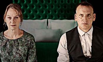 Niamh Cusack and Christopher Eccleston in <EM>Macbeth</EM>Royal Shakespeare Company