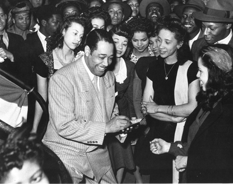 Charles Teenie Harris: Duke Ellington