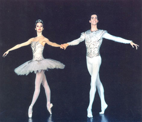Balanchine's Diamonds