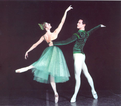 Balanchine's Emeralds