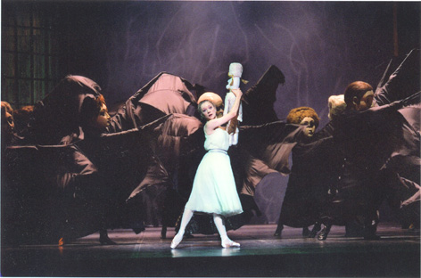 Nutcracker - Nureyev production
