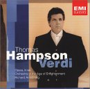 Thomas Hampson : Verdi Opera Arias